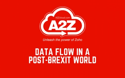 Data Flow In A Post-Brexit World