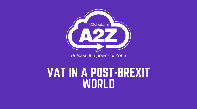 VAT in a post Brexit world