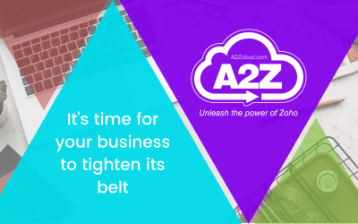 It's time for your business to tighten its belt