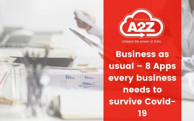 Business as usual – 8 Apps every business needs to survive Covid-19