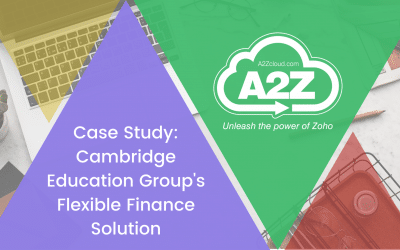Cambridge Education Group (CEG) Case Study