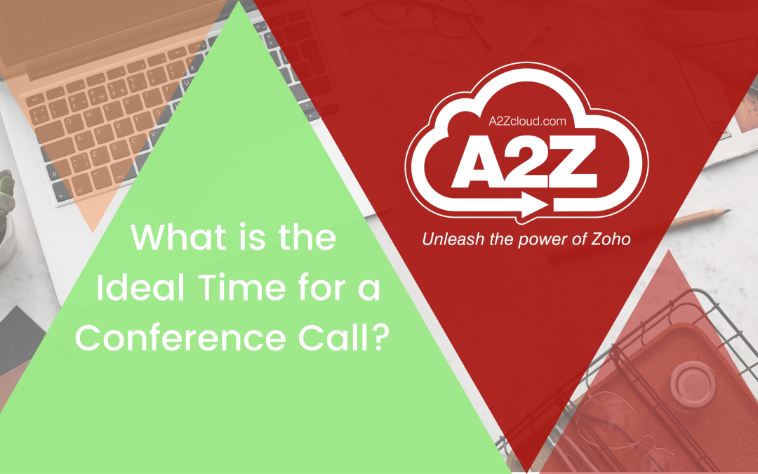 What is the Ideal Time for a Conference Call?