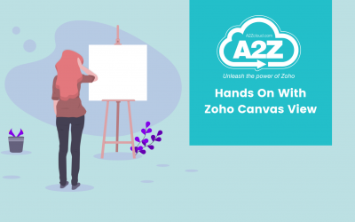 Hands on with Zoho CRM's Canvas View